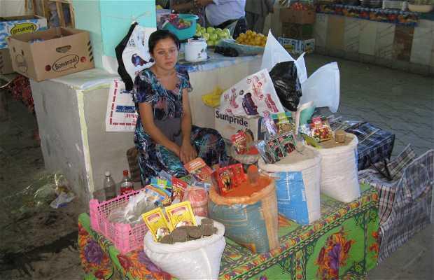 Bazar de Shahrisabz
