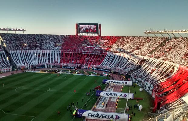 Stade monumental Antonio Vespucio Liberti