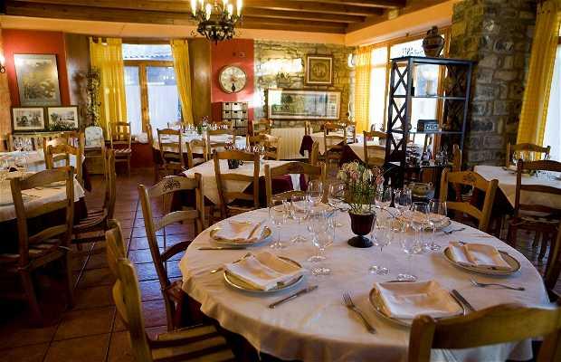 Valle de Aisa Restaurant