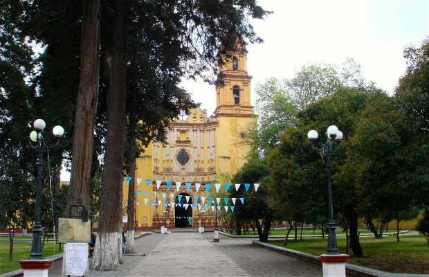 El Convento Franciscano de San Juan Bautista