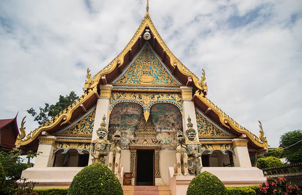 Wat Sri Khun Muang