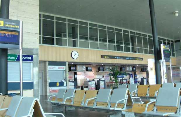 Aéroport de Valladolid