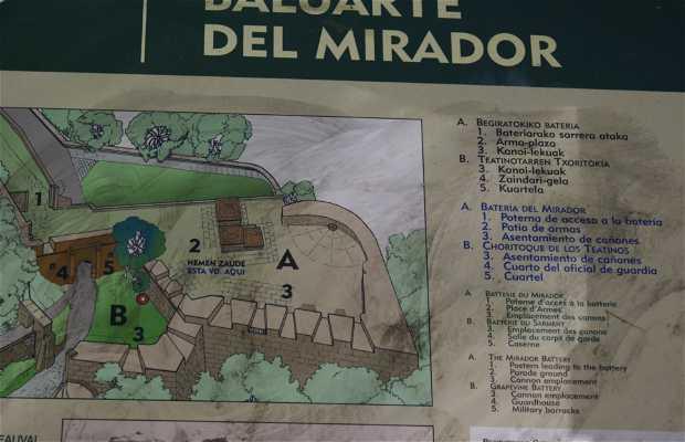 Bastion du Mirador