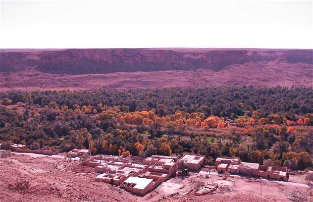 Valle del Ziz (Marruecos)