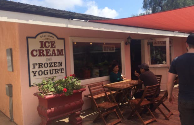 Old Town Ice Cream and Frozen Yogurt