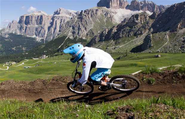 Bike Park Belvedere - FassaBike