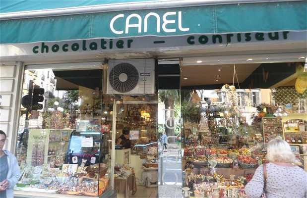 Chocolatier Canel