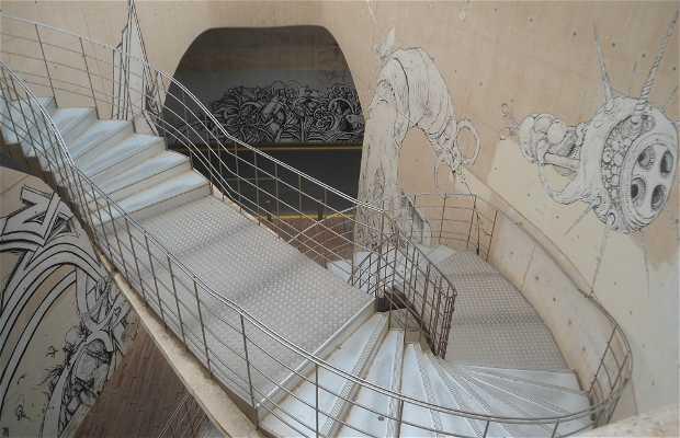 Le street-art à Cartagena
