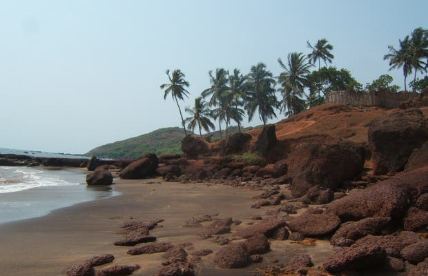 Playa de Anjuna