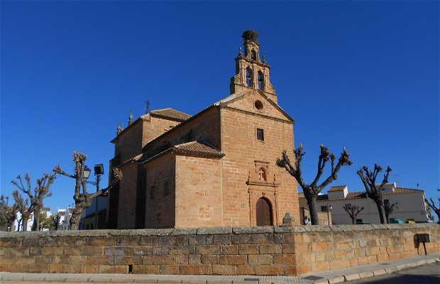 Ermita del Cristo del Llano (S. XVII)