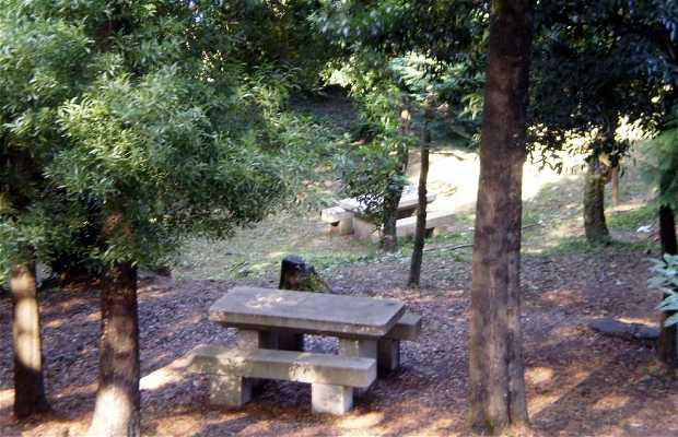 Area recreativa de Santa Luzia