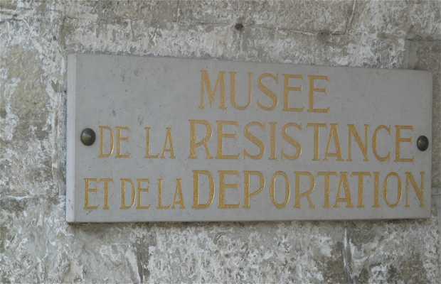 Museo della Resistenza e Deportazione a Besancon