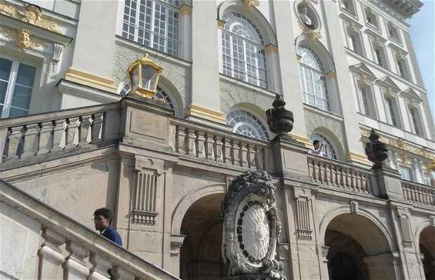 La cabane aristocratique du parc de Nymphenburg
