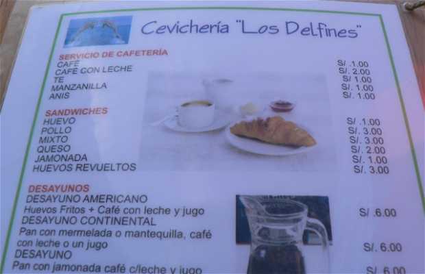 Cevicheria Los Delfines