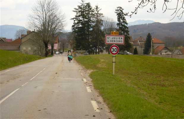 Saint Julien en Vercors