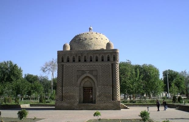 Mausoleo de Ismail Samaniy