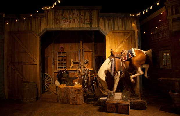 Museo Texas Rangers