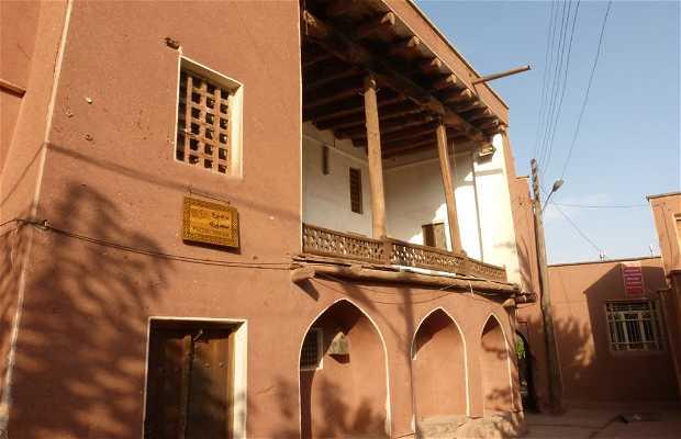 Las casas de Abyaneh