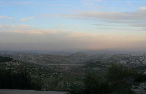 Mirador de Cisjordania