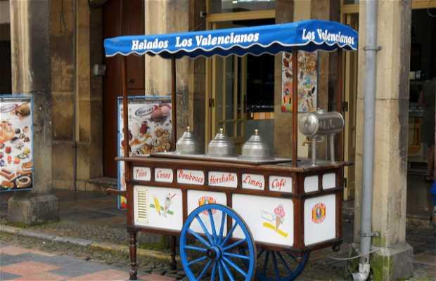 Los Valencianos Ice Creams