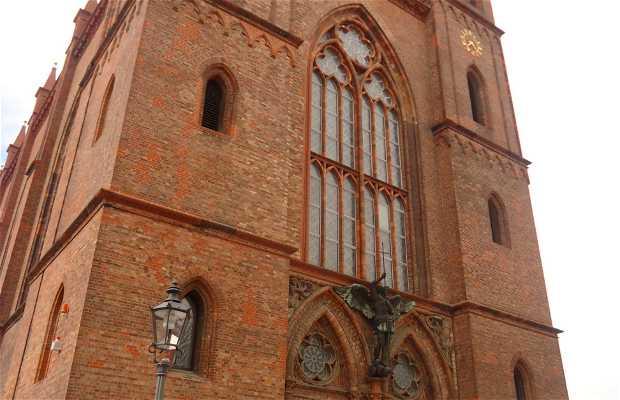 Chiesa di Friedrichwerdsche a Berlino