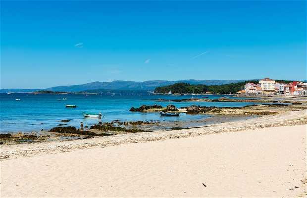 Playa VillaGarcia de Arousa