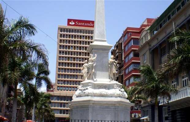 Monumento al Triunfo de la Candelaria