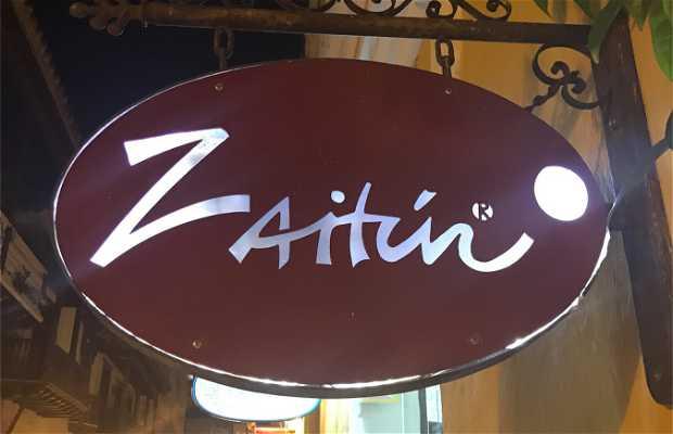 Restaurante Zaitun Cartagena