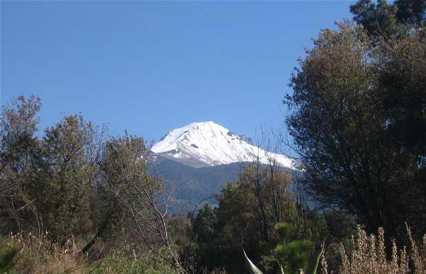 Buena Vista Tlaxcal in Messico