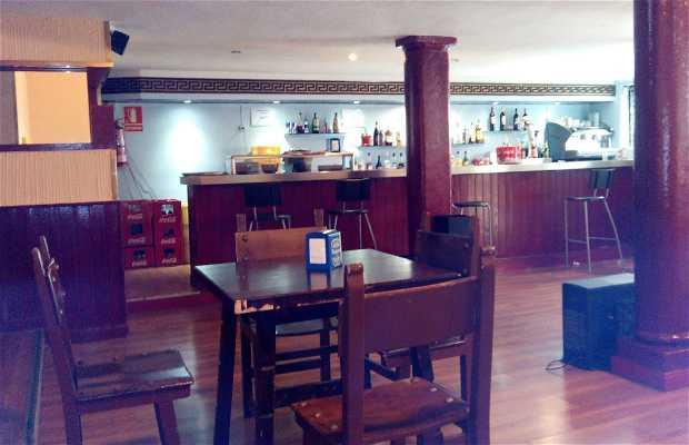 La Frontera Saloon Bar Villalba