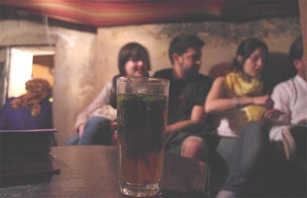 Bubba café-sisha-bar (La Medina)