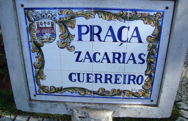 Praça Zacarías Guerreiro