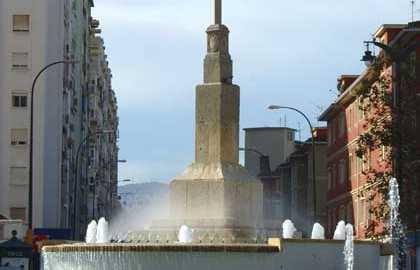 Cruz de Humilladero a Malaga