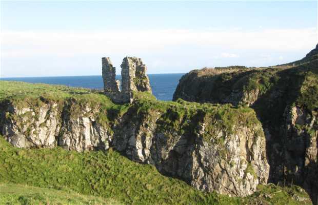 Castillo de Dunseverick