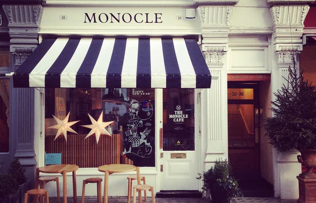 Monocle Café
