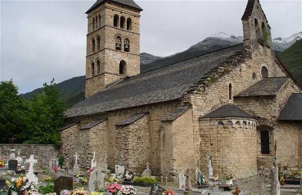 Iglesia románica de Santa María de Arties