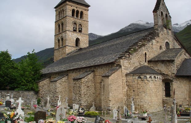 Romanesque church of Santa María of Arties
