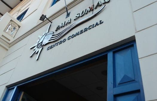 Centro comercial Ima Summac