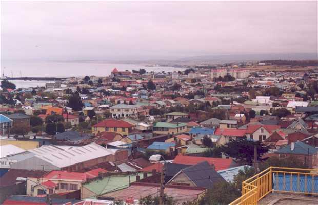 Calles de Punta Arenas