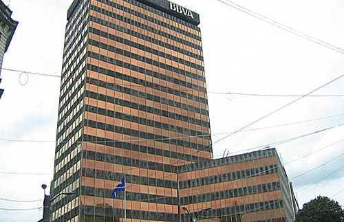 Torre del Banco BBVA