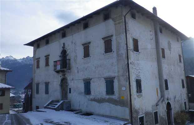 Casa Fratelli Coletti ora Del Favero