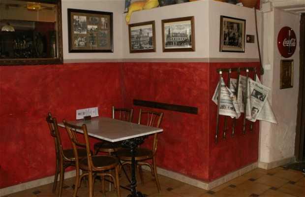 Restaurant Al Son del Indiano