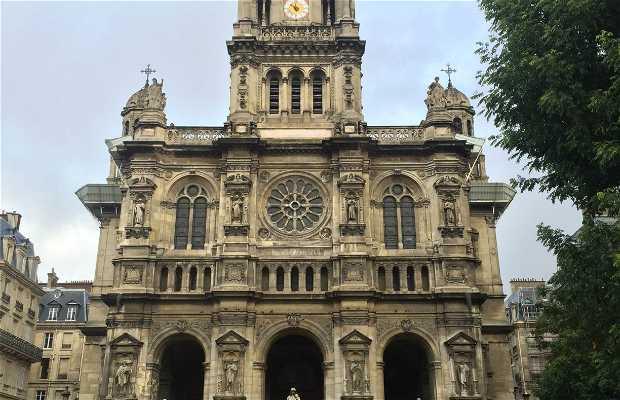 Iglesia de la Santa Trinidad de París