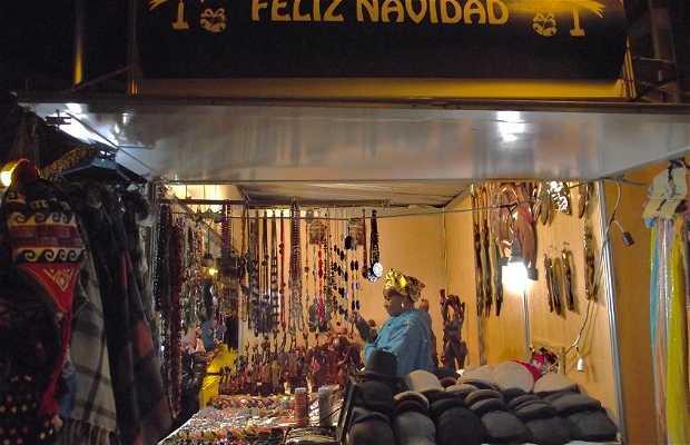 Mercadillo Navideño en Plaza del Canal