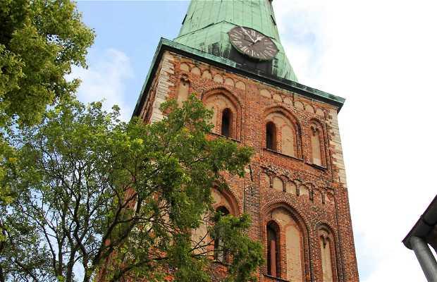 Iglesia de San Jacobo