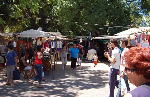 Feria del Parque Rodó