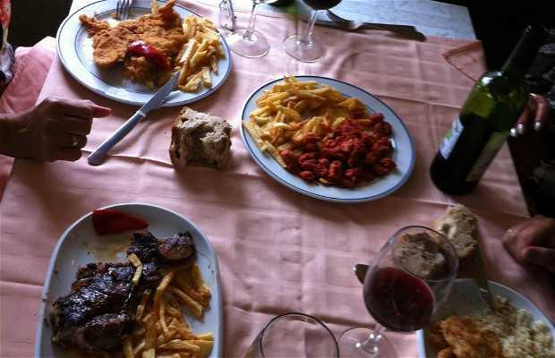 Ruta Jacobea Restaurant