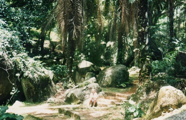 The Mission, Seychelles
