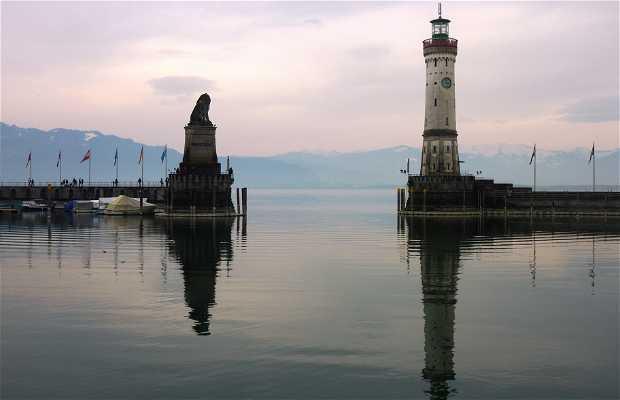 Lindau Port