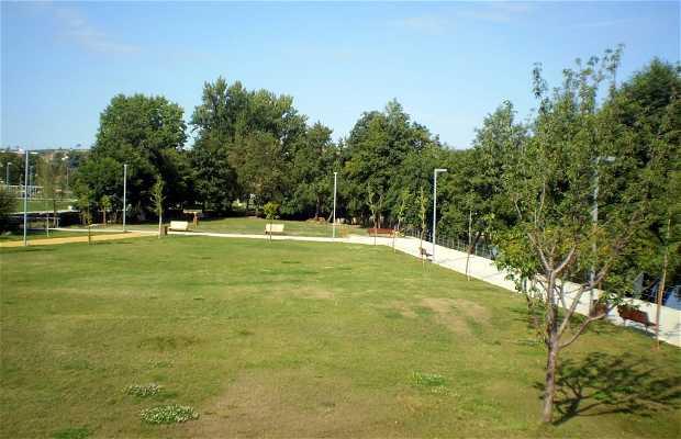 Area ricreativa della Magdalena a Chaves
